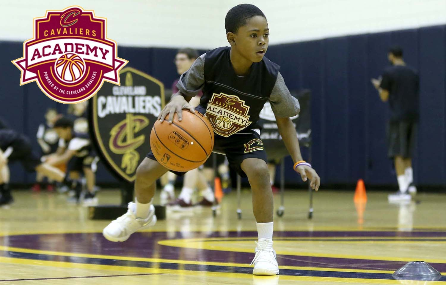 Cavs Academy Announces 2018 Youth Basketball Summer Camp Schedule