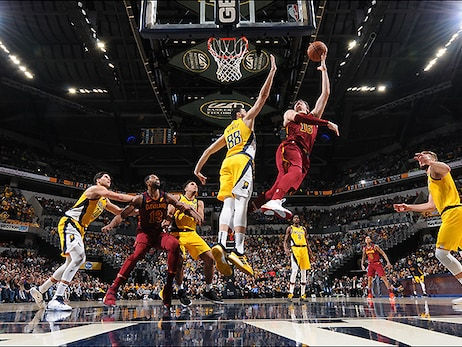 Second Quarter Blues Sink Cavs