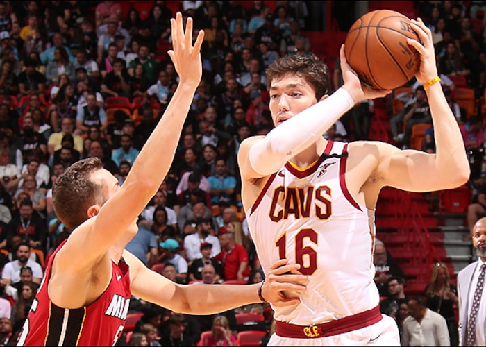 Heat Continue South Beach Sorcery | Cleveland Cavaliers