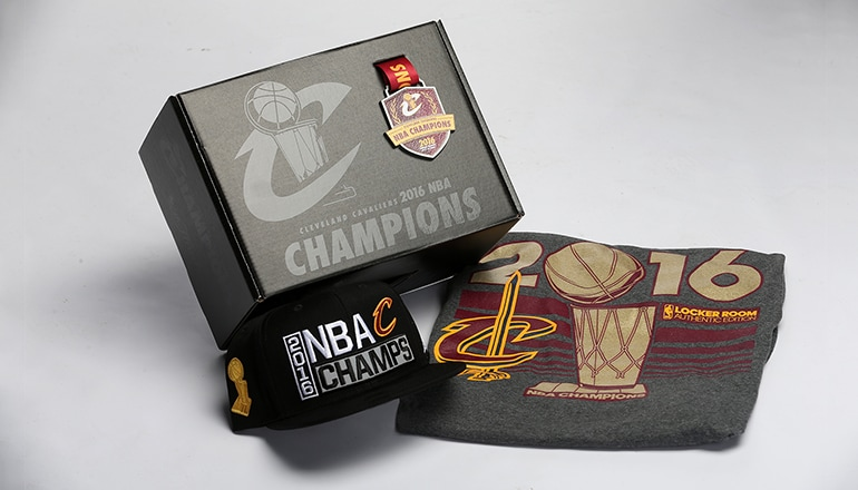 df0192df597 Celebrate the Cavs 2016 NBA Championship. Team Shop Gear