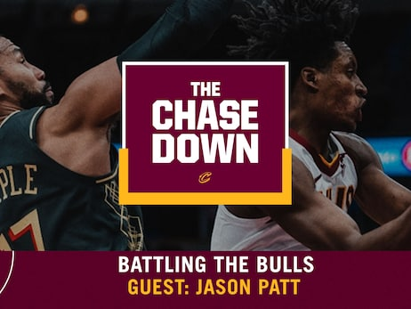 The Chase Down Pod - Battling the Bulls with Jason Patt