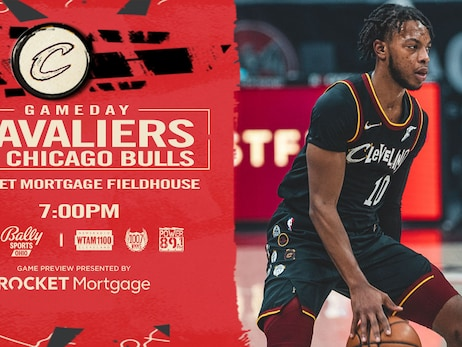 Cavs vs Bulls | Rocket Mortgage Game Preview