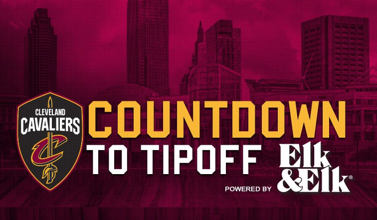Cavaliers Countdown powered by Elk & Elk