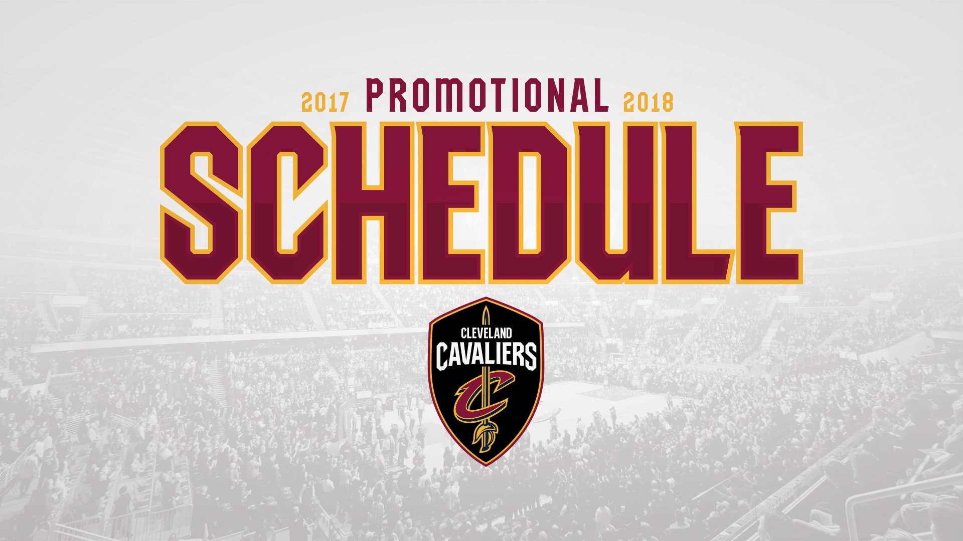 cavs announce 2017-18 promotional schedule | cleveland cavaliers