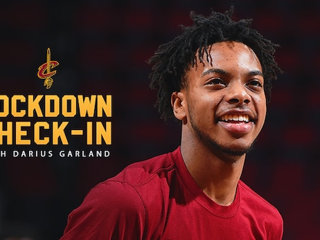 Lockdown Check-In: Darius Garland
