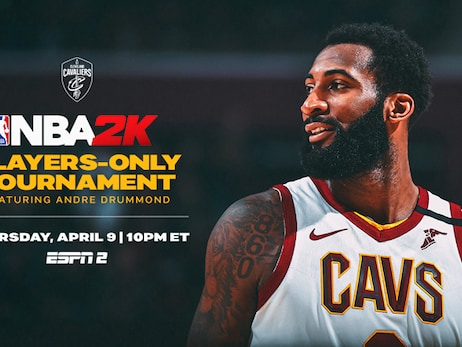 Cleveland Cavaliers Andre Drummond and Darius Garland to Go Head-to-Head with NBA Players in NBA 2K20