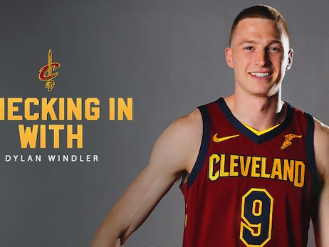 Checking In with: Dylan Windler