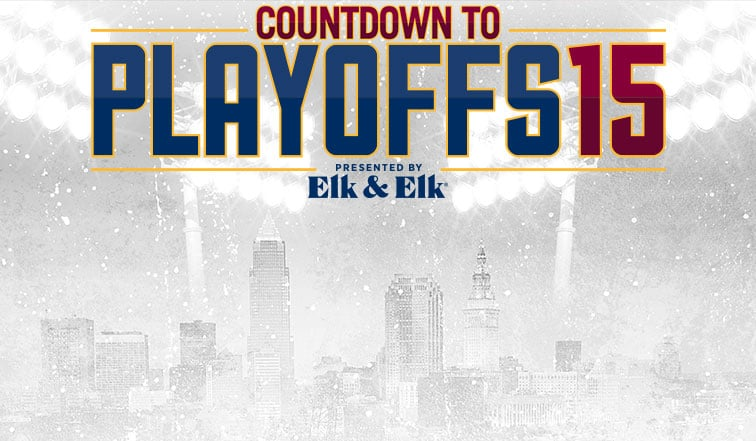 Cavaliers Countdown to Playoffs