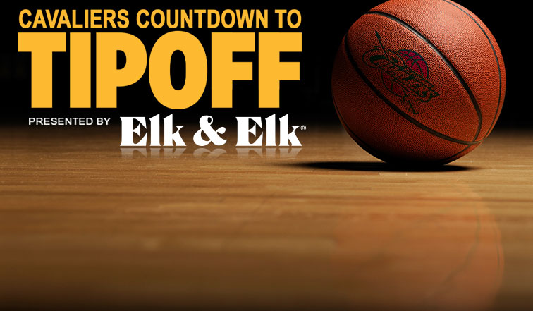 Cavaliers Countdown to Tipoff