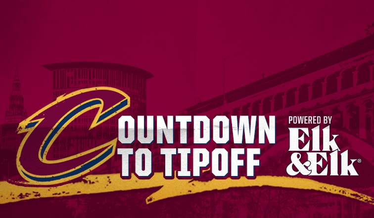 Cavaliers Countdown to Tipoff powered by Elk & Elk