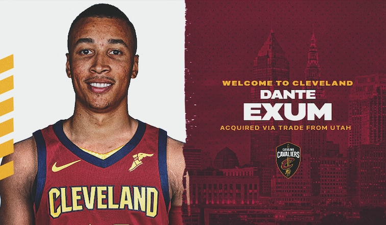 Cavs Acquire Dante Exum And Two Draft Picks From Utah