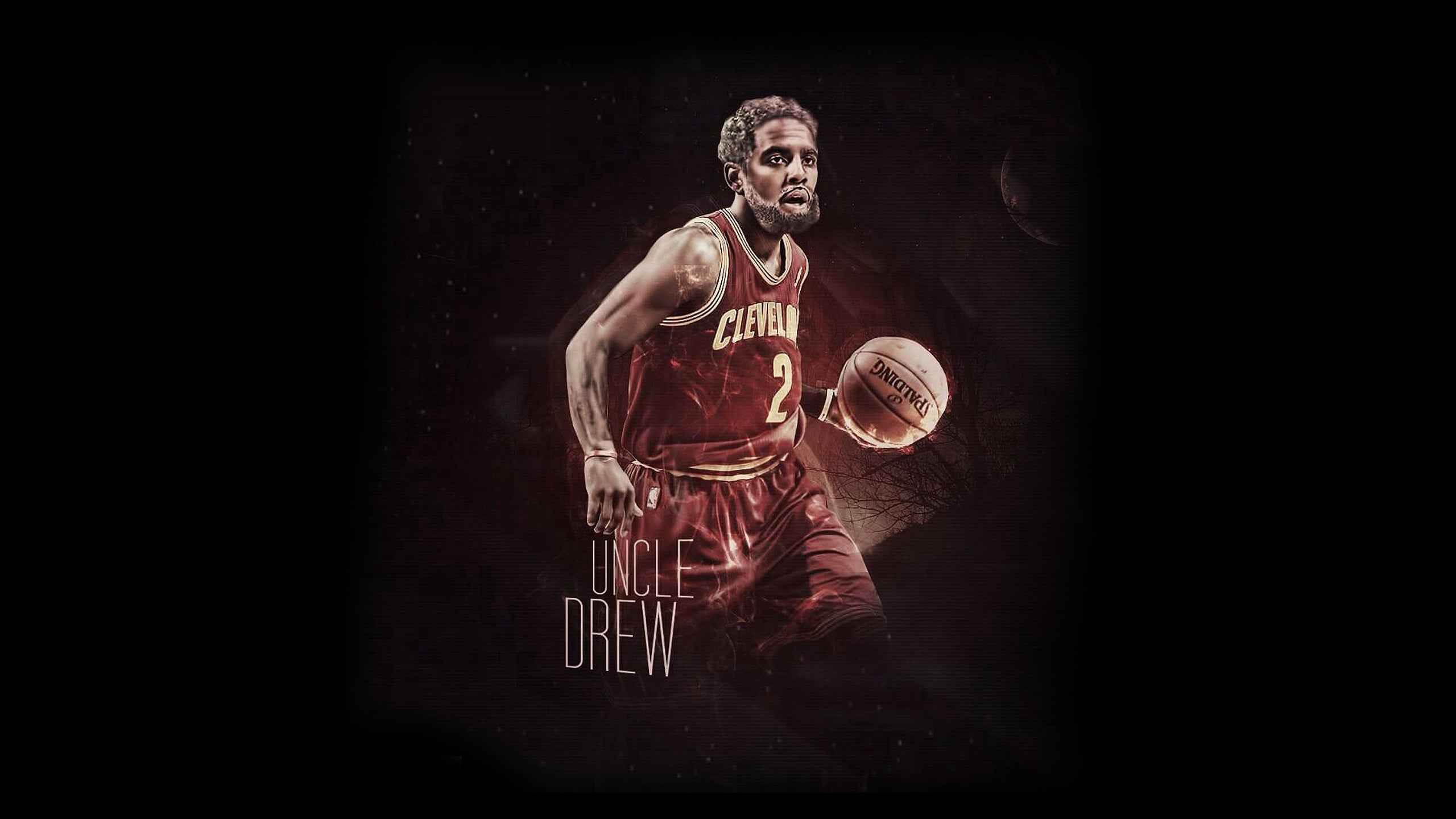 Hd wallpaper kyrie irving - Uncle Drew