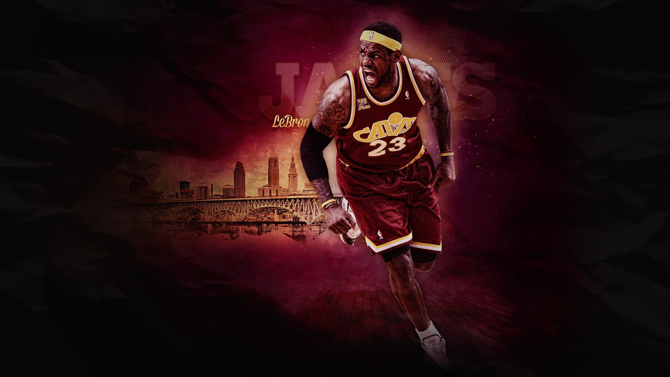 new styles 144d3 ae45e Fan Wallpapers | Cleveland Cavaliers