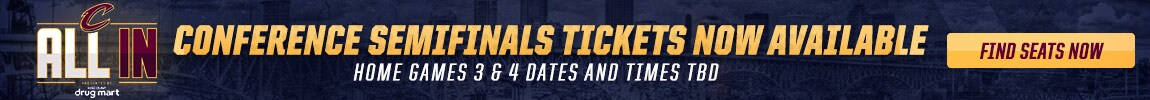 Home Game 3 & 4 Tickets Now Available