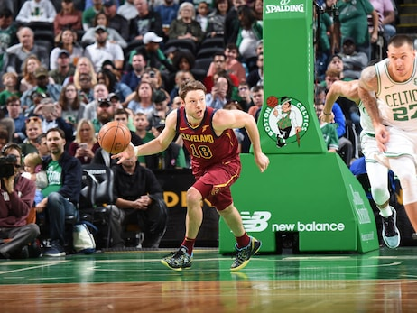 #CavsCeltics Through the Lens