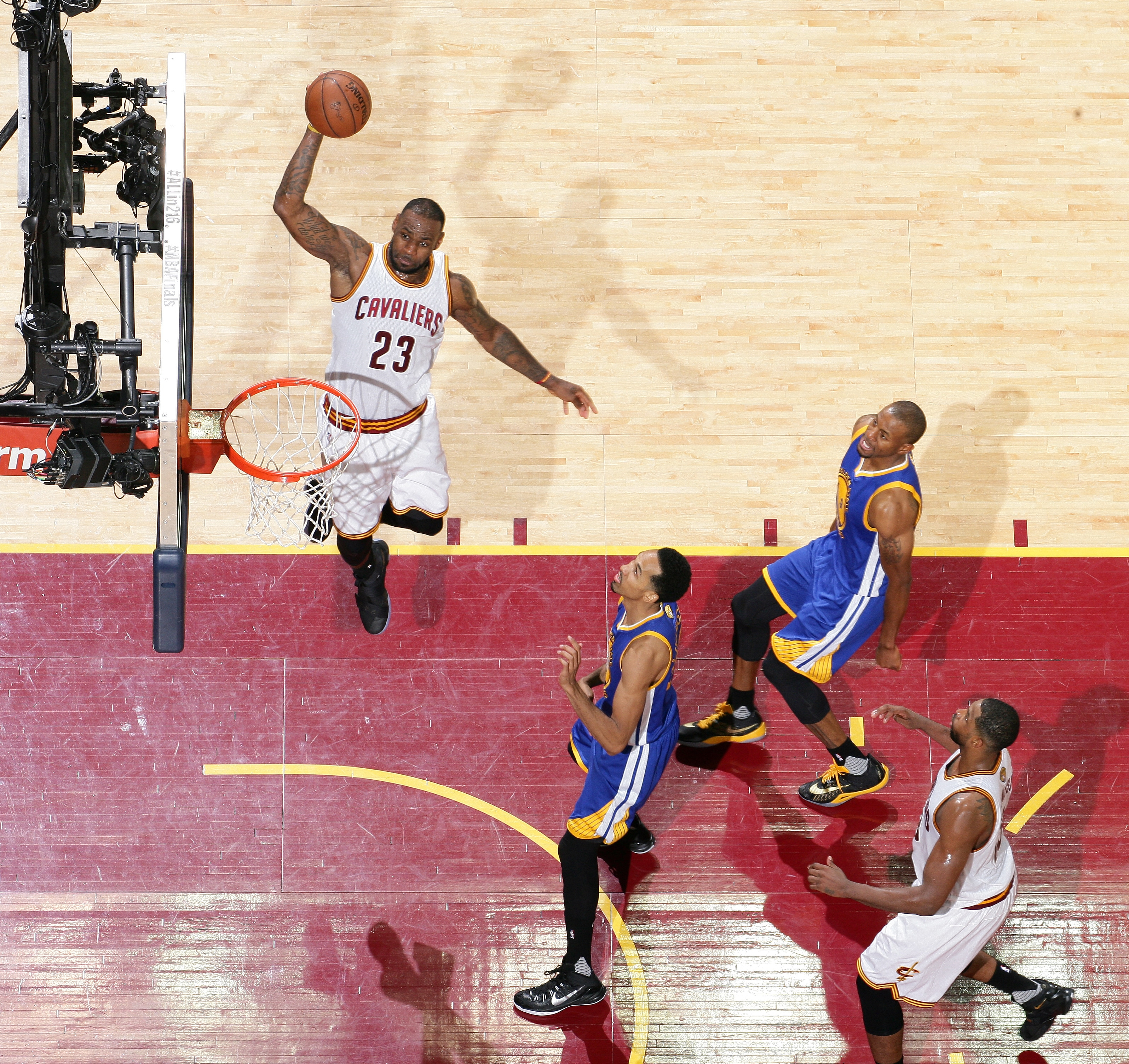 Game 3 Photos: Cleveland Cavaliers at