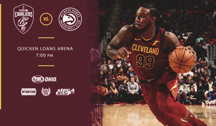 CavsHawks Game Preview - December 12, 2017   Cleveland Cavaliers