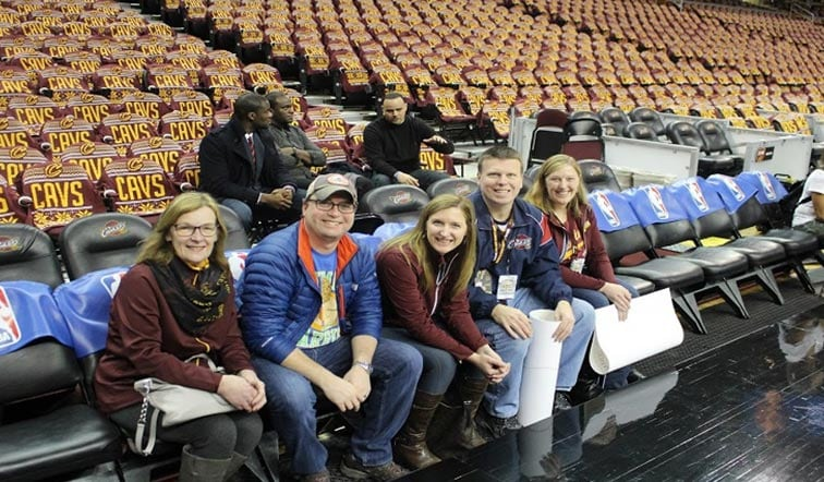 Group Tickets | Cleveland Cavaliers
