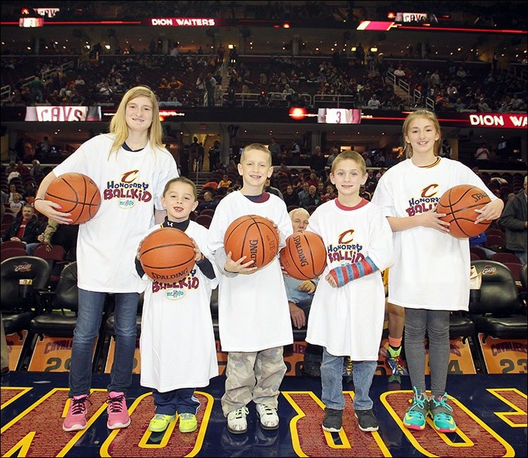 WGU Honorary Ballkids
