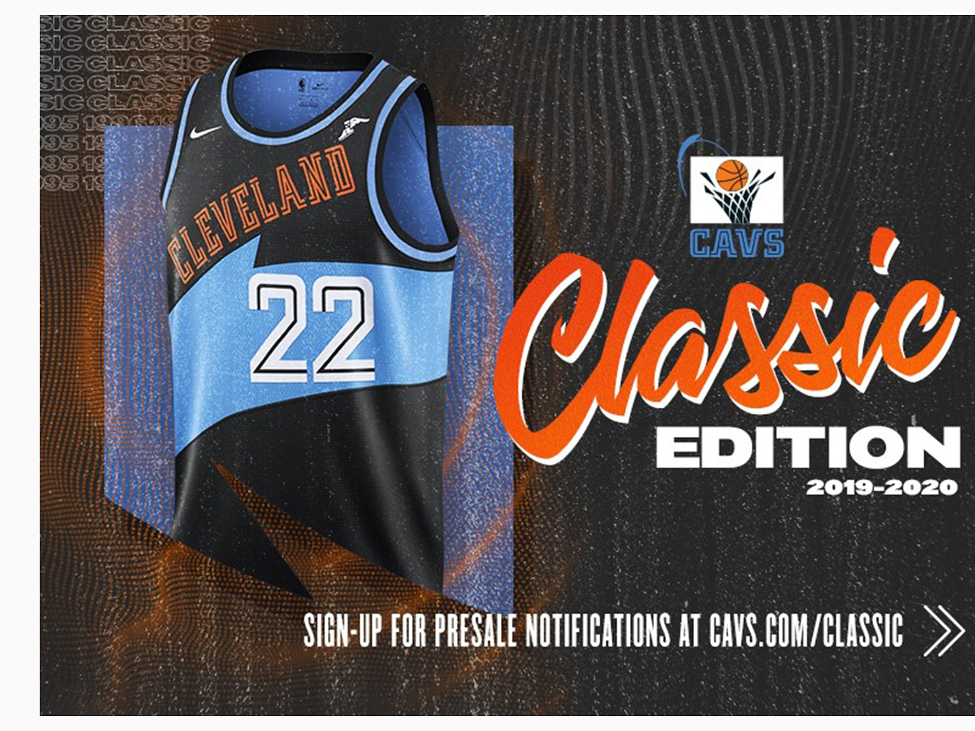 buy online 45064 476e6 Cavaliers To Debut Classic Edition Uniform, Two New Courts ...