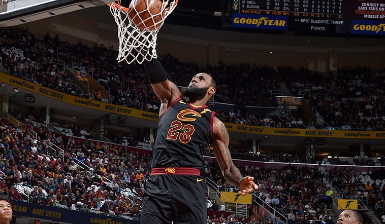 Love Returns in Cavs' Homecoming Win Over Bucks | Cleveland Cavaliers