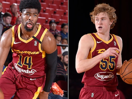 Cavaliers Sign J.P. Macura And Malik Newman To 10-Day Contracts