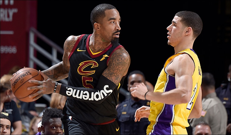 Cavs Stay Hot at Home, Hold Off Lakers | Cleveland Cavaliers