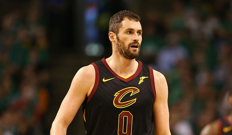 Cavaliers Status Update on Kevin Love | Cleveland Cavaliers