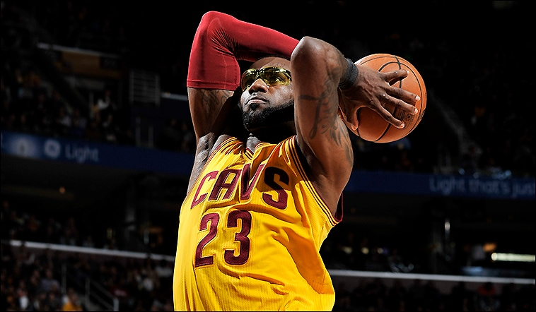 Wall Wizards Too Much for Cavs at The Q
