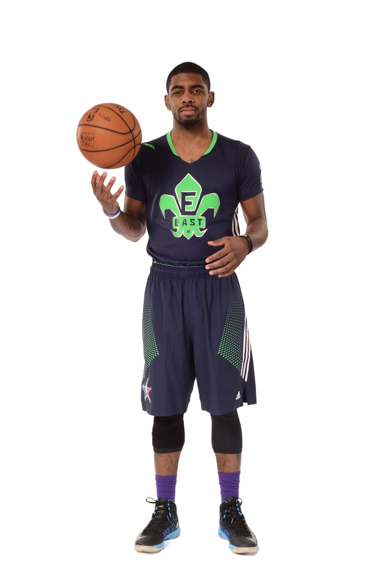 timeless design abfcb 60c30 kyrie irving 2014 all star jersey