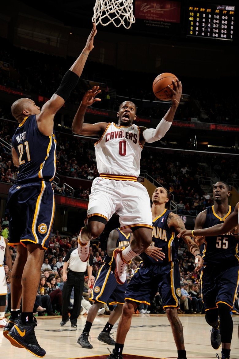 Cavaliers vs. Pacers - December 21, 2012 | Cleveland Cavaliers