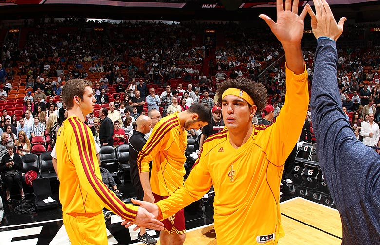 Cavaliers At Heat November 24 2012 Cleveland