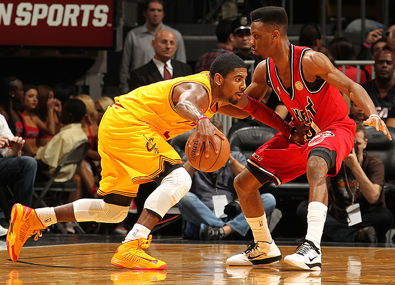Cavaliers At Heat February 24 2013 Cleveland