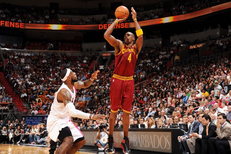 Cavaliers At Heat February 7th 2012 Cleveland