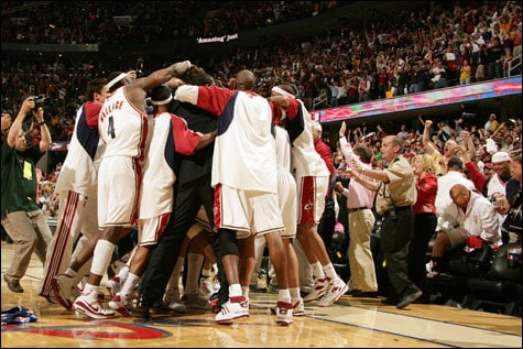 ECF Game 2 | Cavaliers vs  Magic - May 22, 2009 | Cleveland