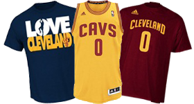 Kevin Love Merchandise