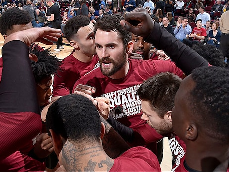 The Word From ... Kevin Love