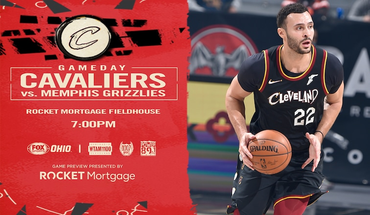 Cavs vs Grizzlies | Rocket Mortgage Game Preview ...