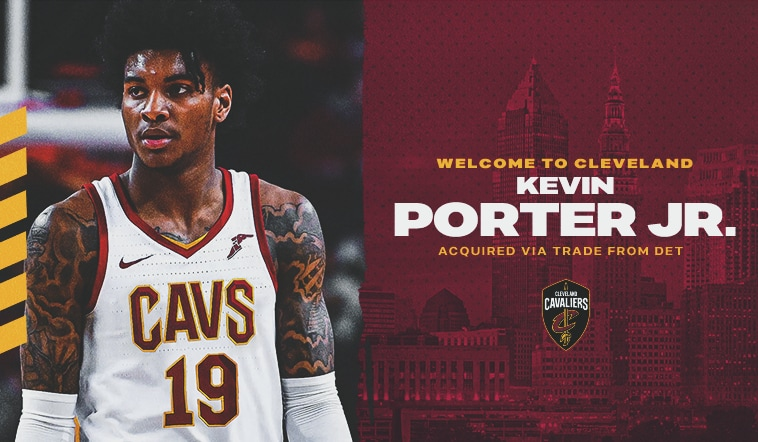 Cavs Acquire Draft Rights To Kevin Porter Jr Cleveland Cavaliers