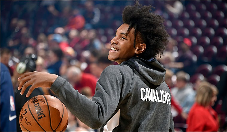 The Word On Kevin Porter Jr Cleveland Cavaliers