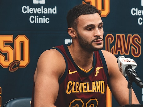 The Word On ... Larry Nance Jr.