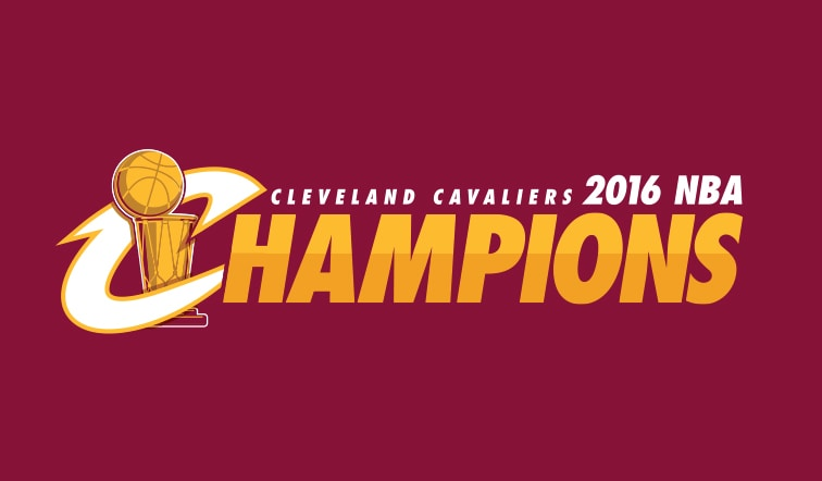 2016 NBA Champion Cleveland Cavaliers and City of ...