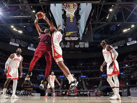 Three Keys: Cavaliers at Rockets