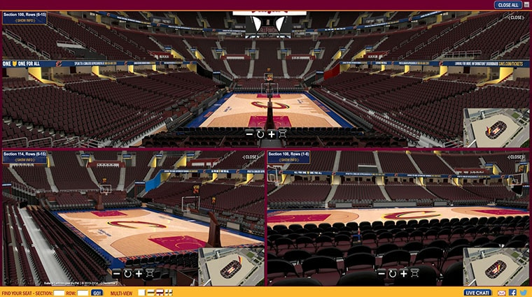 | Cleveland Cavaliers