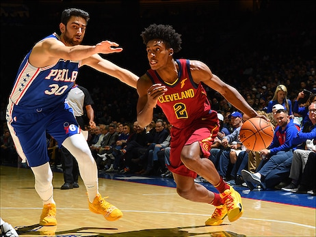 Cavs Drop Thriller in Philly