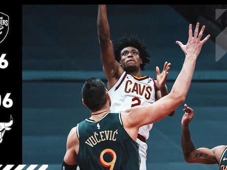Cavs Rally Falls Short in Chicago