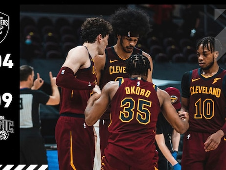Cavs Furious Fouth-Quarter Rally Falls Short