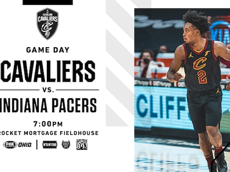Cavs vs Pacers | Rocket Mortgage Game Preview