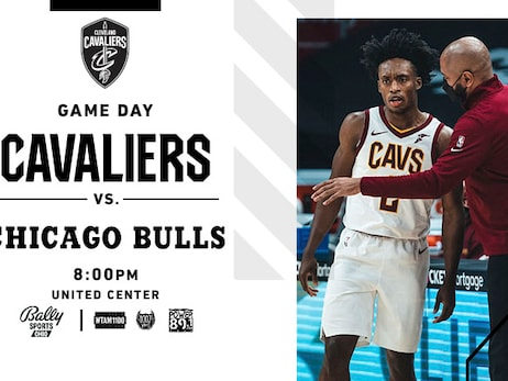 Cavs at Bulls | Rocket Mortgage Game Preview