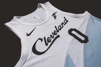 Cavaliers Unveil Cleveland Earned Edition Uniform  4e072b18b